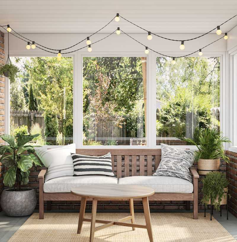 Eclectic, Bohemian Other Design by Havenly Interior Designer Shauna