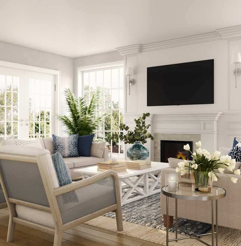 Coastal Other Design by Havenly Interior Designer Kelsey