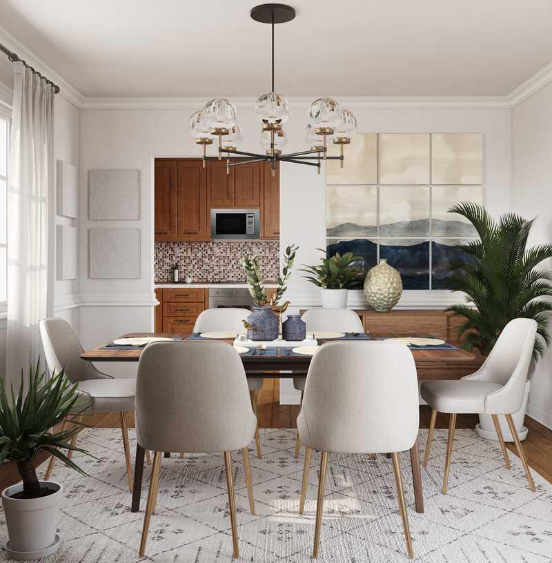 Dining Room Design by Havenly Interior Designer Sydney