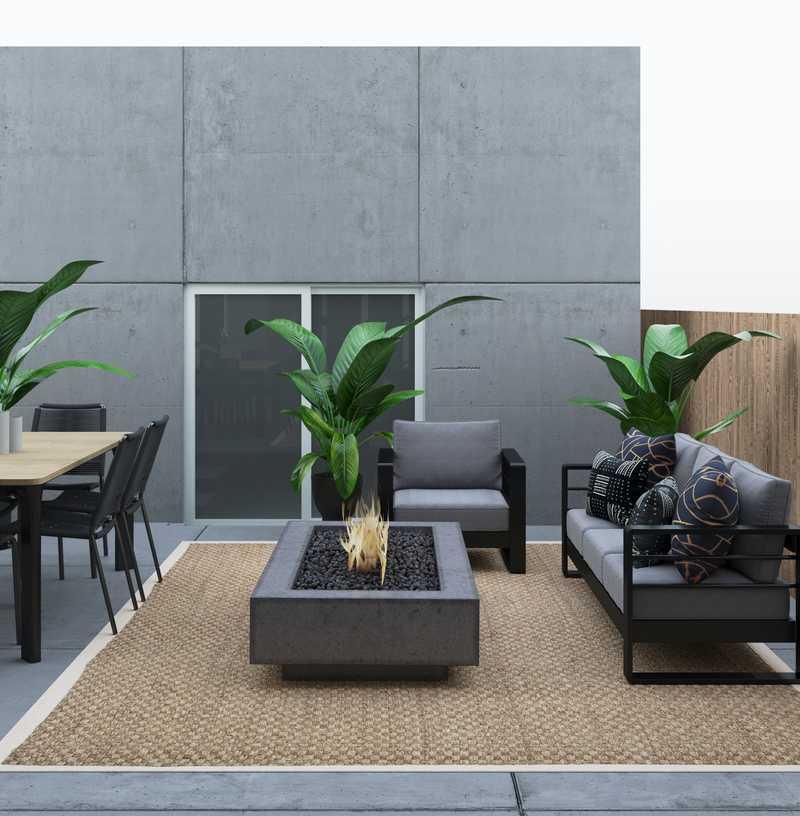 Contemporary Other Design by Havenly Interior Designer Fiorella
