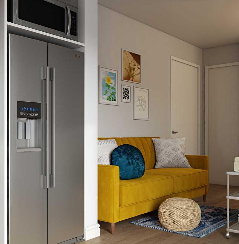 Living Room Design by Havenly Interior Designer Randi