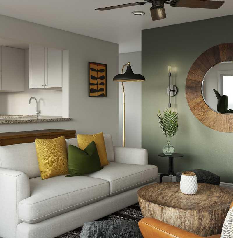 Living Room Design by Havenly Interior Designer Miranda