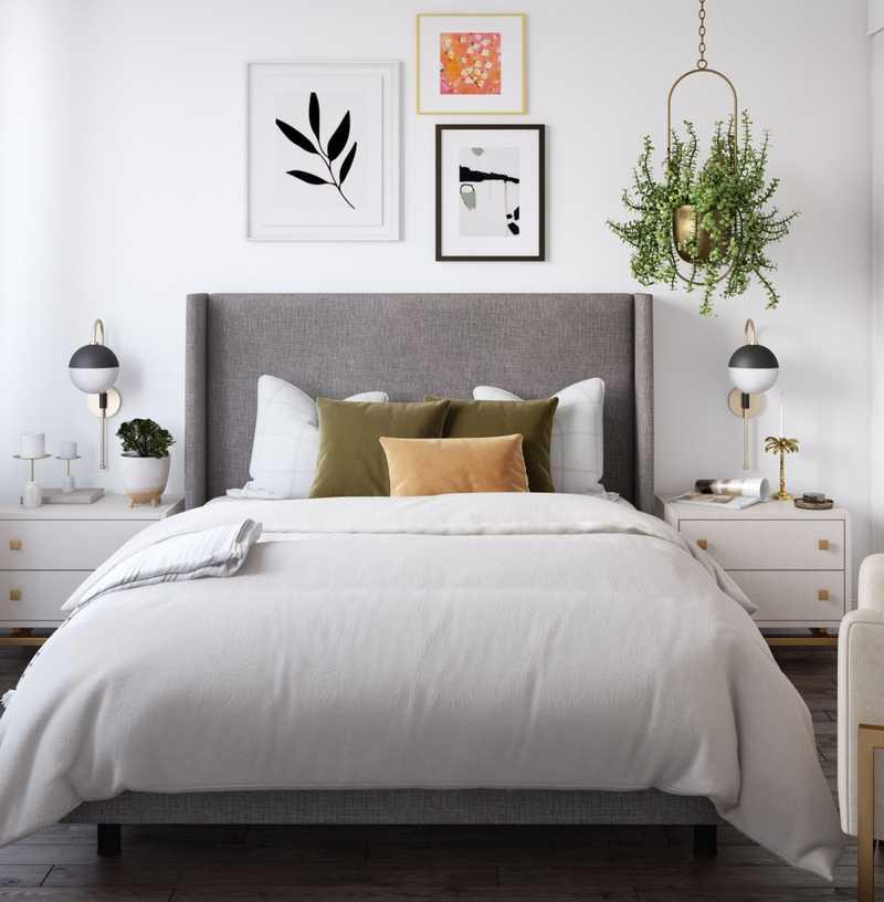 Bedroom Design by Havenly Interior Designer Sarah