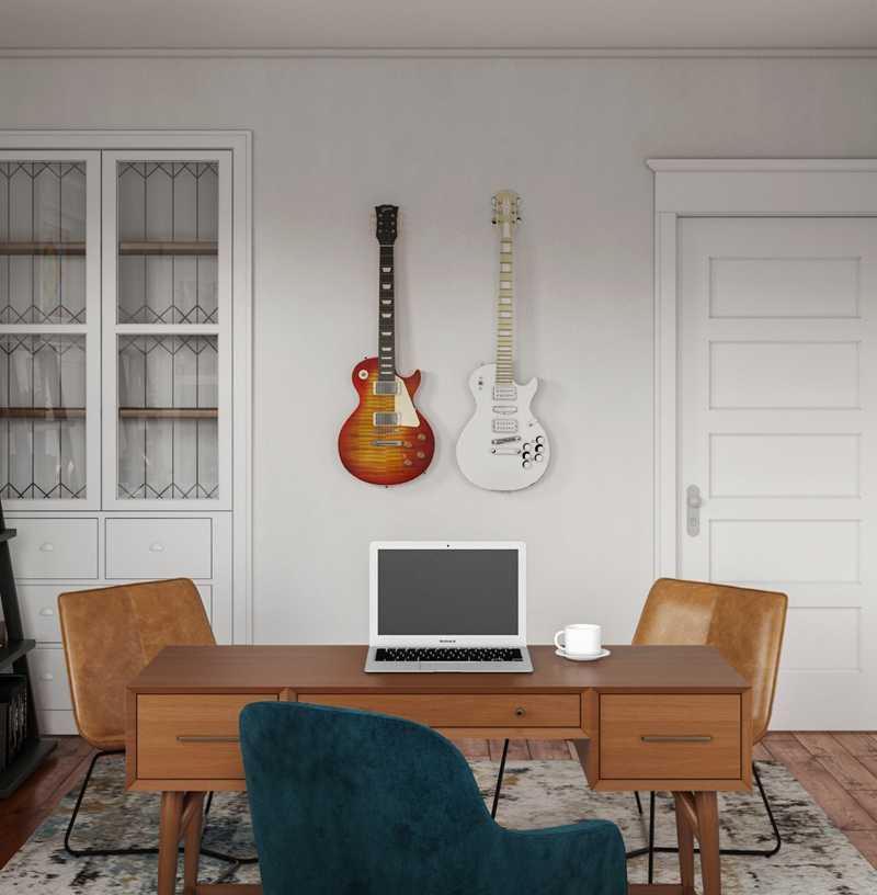 Eclectic, Midcentury Modern Other Design by Havenly Interior Designer Yoseika