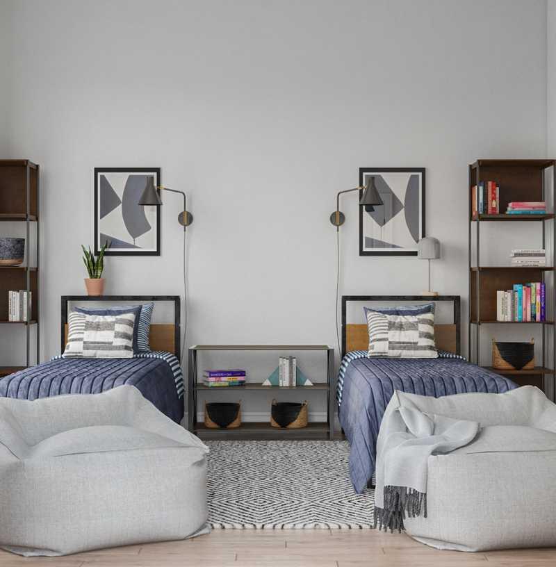 Modern Bedroom Design by Havenly Interior Designer Paige