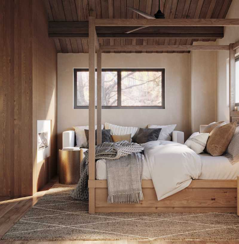 Modern, Classic, Rustic Bedroom Design by Havenly Interior Designer Stacy