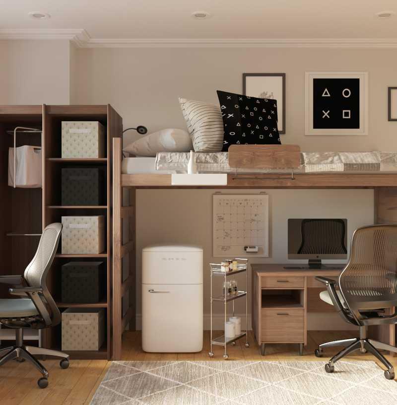 Transitional, Midcentury Modern Other Design by Havenly Interior Designer Anna