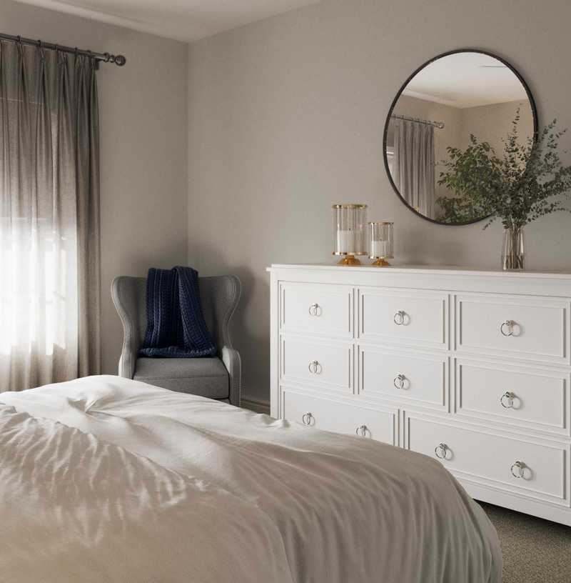 Classic, Traditional Bedroom Design by Havenly Interior Designer Kasia