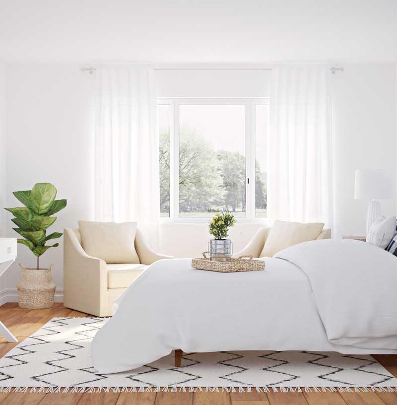 Eclectic, Traditional, Farmhouse, Rustic Bedroom Design by Havenly Interior Designer Karen