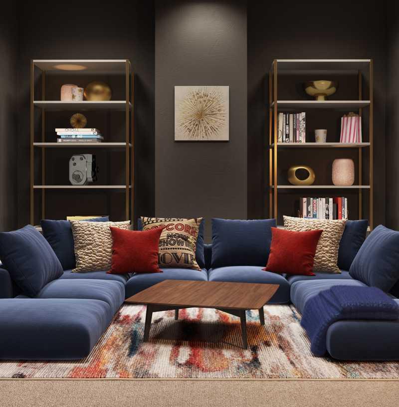 Modern, Glam Other Design by Havenly Interior Designer Allison