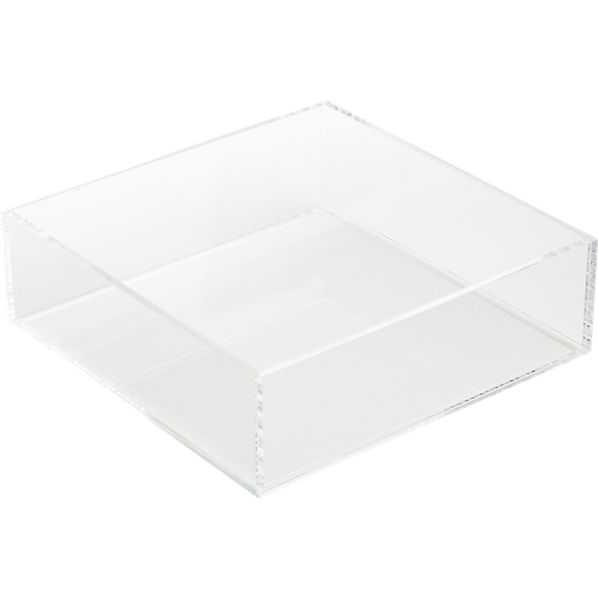 Format stacking tray - CB2