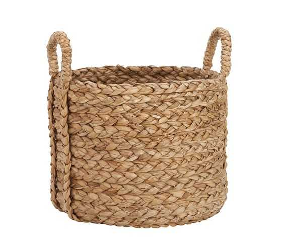 Beachcomber Seagrass Basket, Round, Extra-Large - Pottery Barn