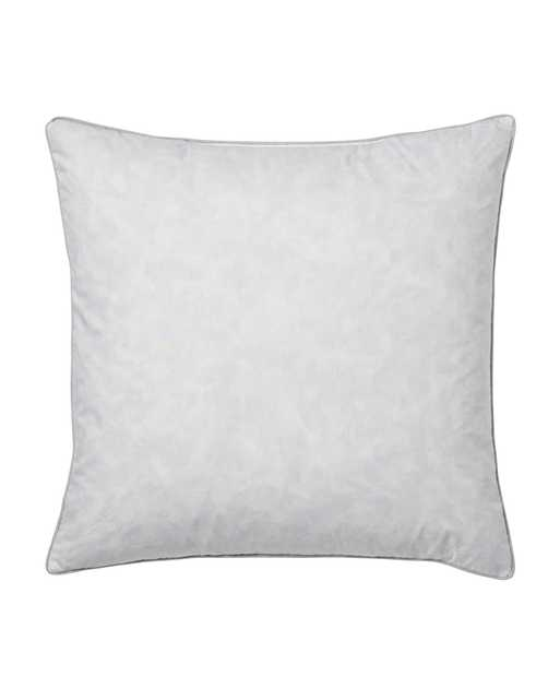 """Origami Pillow Cover - Seaglass- 20""""SQ  - Inserts sold separately. - Serena and Lily"""