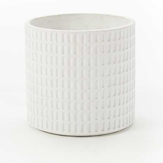 Grid Planters - Tall - West Elm