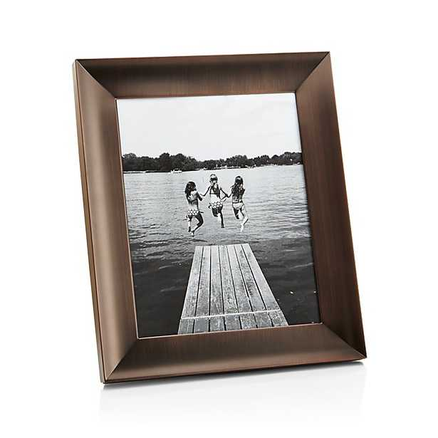 Hamlin 8x10 Picture Frame - Crate and Barrel