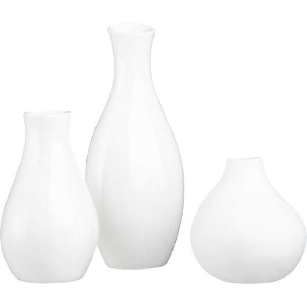 3-piece trio vase - CB2