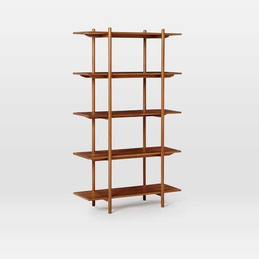 Scaffold Bookshelf - Acorn - West Elm