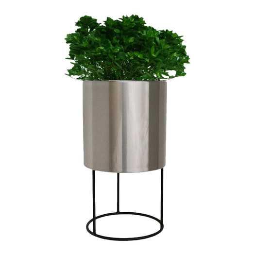 Knox Round Pot Planter - Medium - AllModern