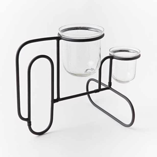 Rodger Stevens Thin Wire Terrarium - West Elm