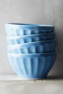Latte Bowls- Set of 4 - Anthropologie