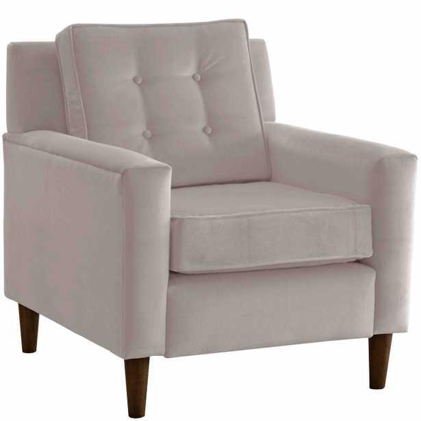 Arm Chair in Premier Platinum - Third & Vine