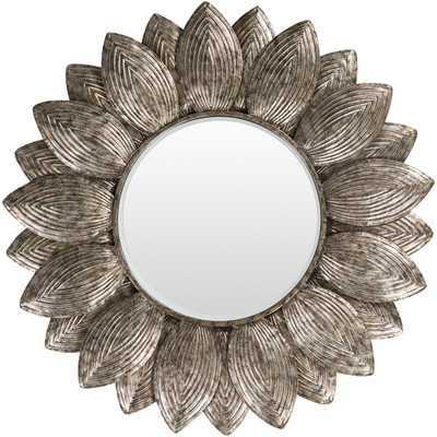 Helios Wall Mirror - Wayfair