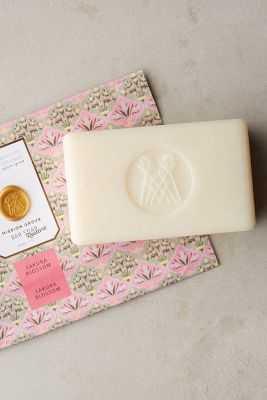 Mission Grove Bar Soap - sakura blossom - Anthropologie