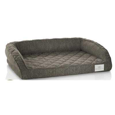 """Orthopedic Gel Memory Foam Pet Bed- Raven-Large (46"""" L x 29"""" W) - Wayfair"""