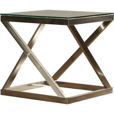 Bussell End Table - Wayfair