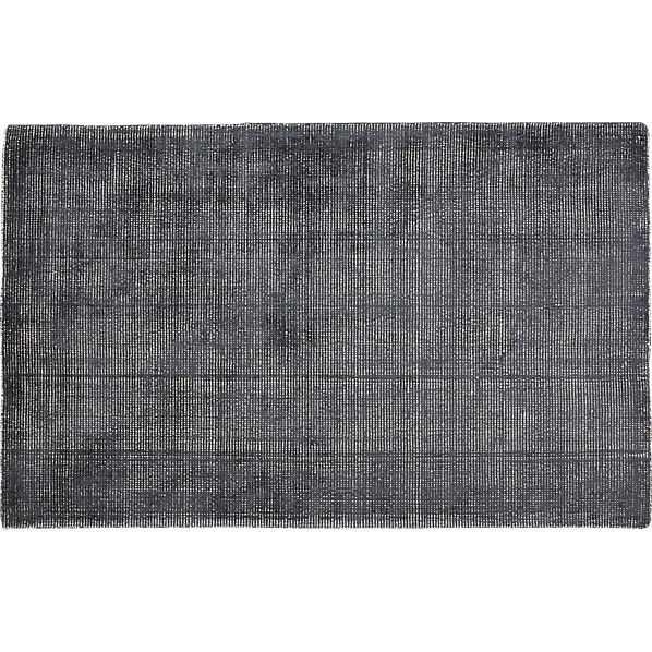 Scatter grey rug 8'x10' - CB2