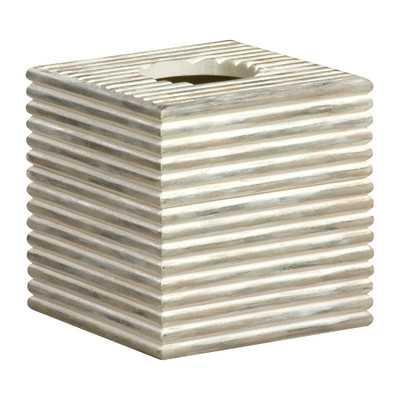 Dragonfly Wood Tissue Box Cover - Wayfair