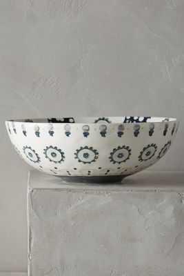 Fandoline Mosaic Bowl - Anthropologie