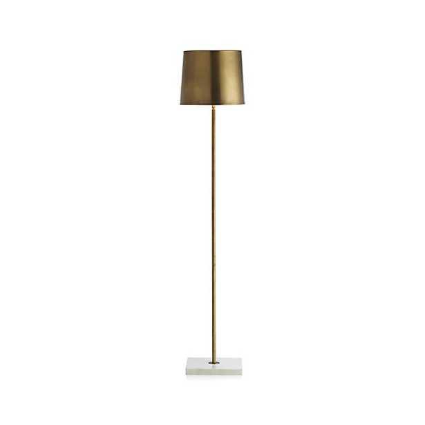 Astor Floor Lamp - Crate and Barrel