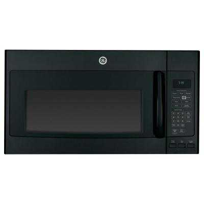 Microwave in Black with Sensor Cooking - Home Depot