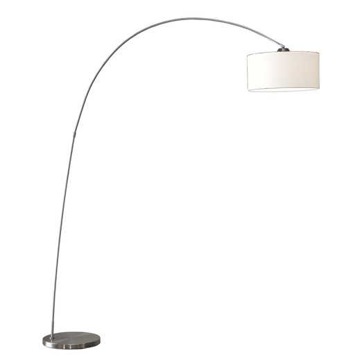 "Adelina 81"" Arched Floor Lamp - AllModern"