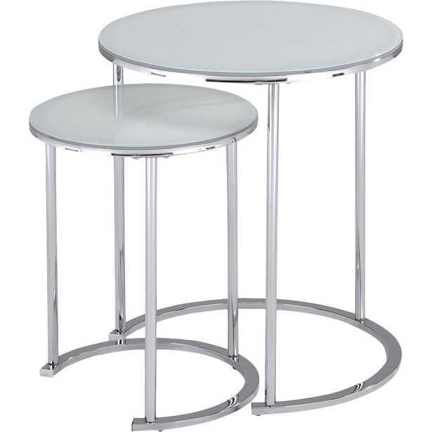2 Piece Nesting Table Set - Wayfair