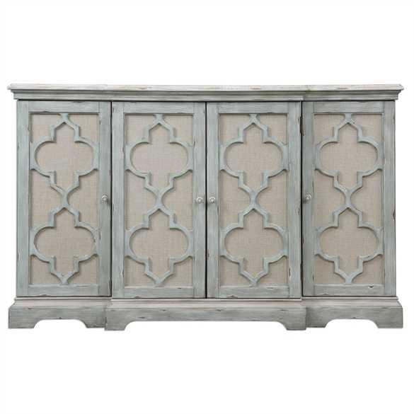 Sophie, 4 Door Cabinet - Hudsonhill Foundry
