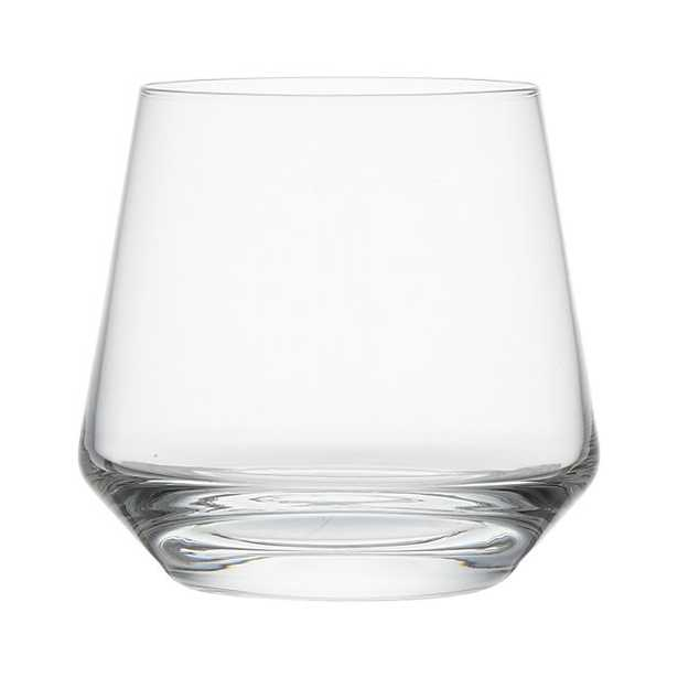 Tour Double Old-Fashioned Glass - Crate and Barrel
