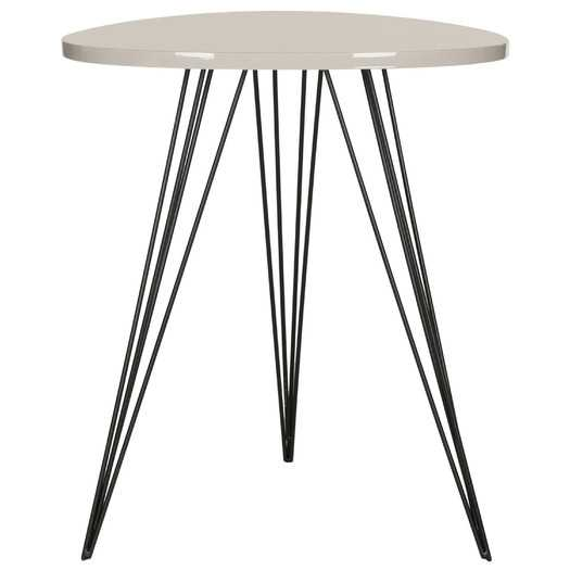 Wolcott End Table - Lacquer - AllModern
