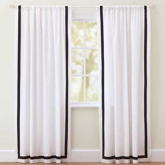 Suite Ribbon Drape with Blackout Lining - Pottery Barn Teen