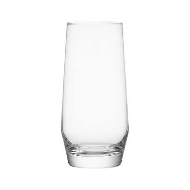 Tour Highball Glass - Crate and Barrel