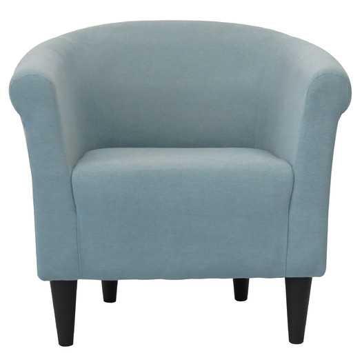Cheyenne Club Chair - Twilight Blue - AllModern