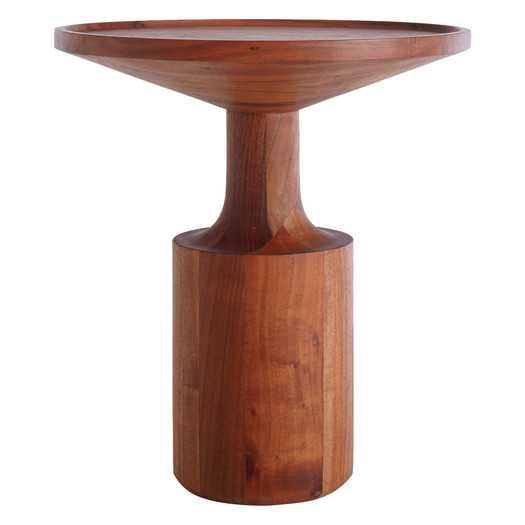 Turn Tall End Table - AllModern