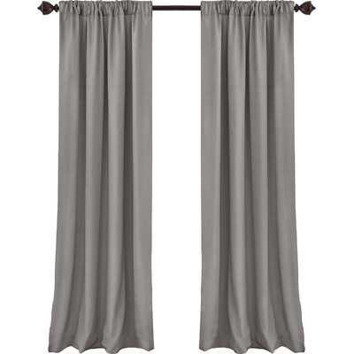"Cachet 3 in 1 Window Curtain Panel -108"" - Wayfair"