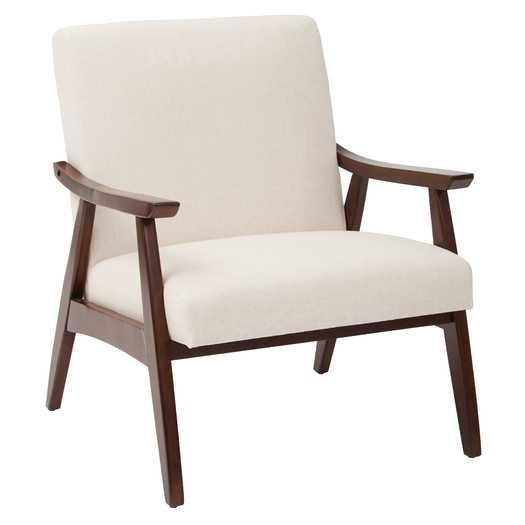 Davis Arm Chair - Linen - AllModern