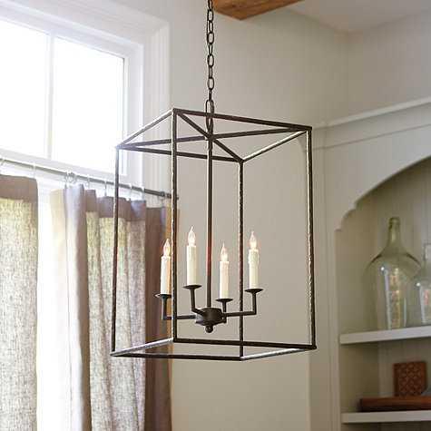 Hadley 4-Light Pendant Chandelier - Ballard Designs
