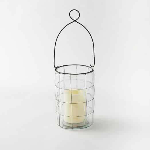 Thin Wire Lanterns - Small - West Elm