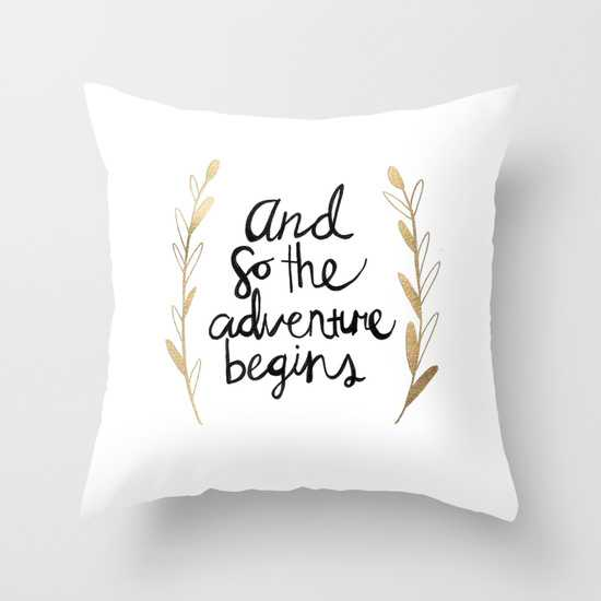 """THROW PILLOW/ INDOOR COVER (18"""" X 18"""") WITH PILLOW INSERT - Society6"""