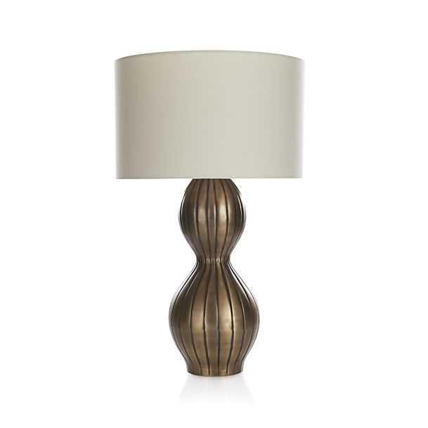 Duren Table Lamp - Crate and Barrel