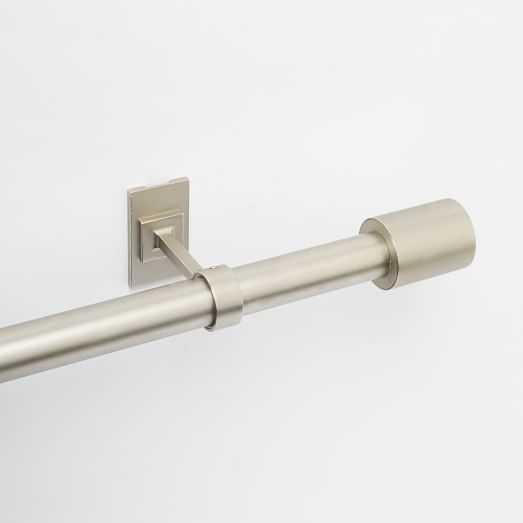 Metal Rod + Brackets - West Elm